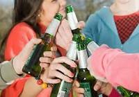 Детский алкоголизм: подростковый