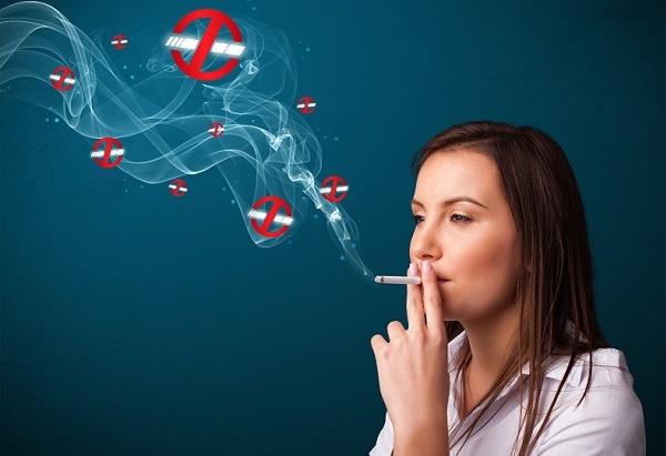 Влияние курения на женский организм: гормоны, чем опасно, красота