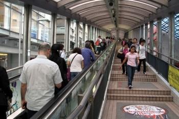 Боязнь эскалаторов в метро: название фобии, лечение