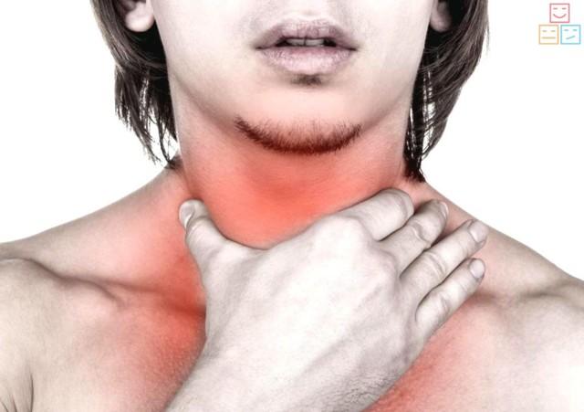 Нервный ком в горле: лечение, симптомы, может ли болеть