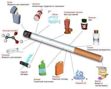 Как влияет курение на почки человека