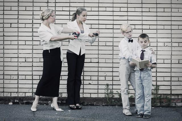 Зависимость детей от родителей: эмоциональная, от матери, у взрослого мужчины