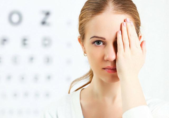 Как стресс влияет на зрение, глаза