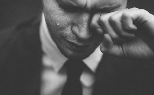 Как перестать плакать по любому поводу и успокоиться