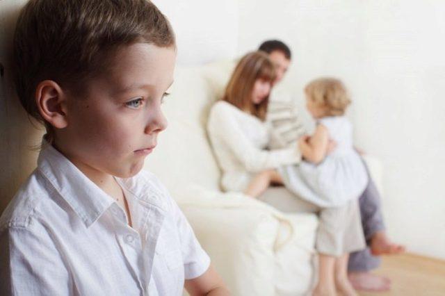 Боязнь детей (Педофобия): название фобии