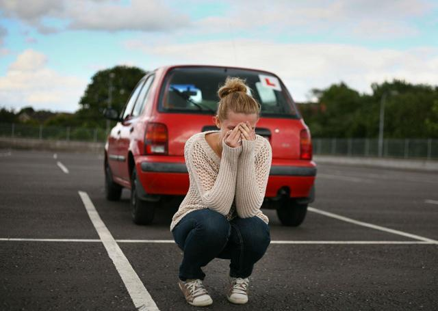 Боязнь вождения автомобиля: как называется, у новичков, после дтп