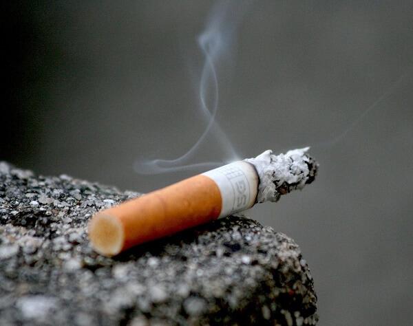 Бронхиальная астма и курение