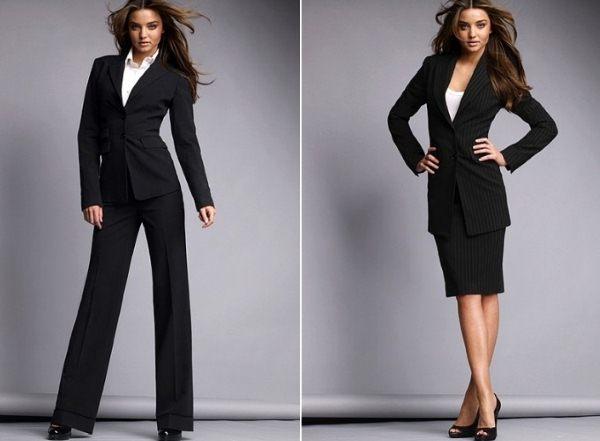 В чем идти на собеседование: что надеть девушке, как одеться