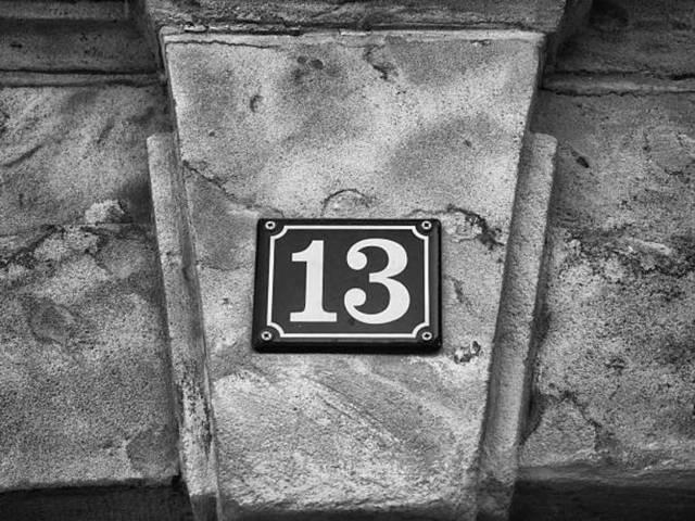 Боязнь пятницы 13 (Параскавидекатриафобия): название, причины