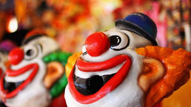 Боязнь клоунов, как называется — Коулрофобия, описание фобии