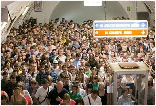 Боязнь метро: как называется страх ездить в метро