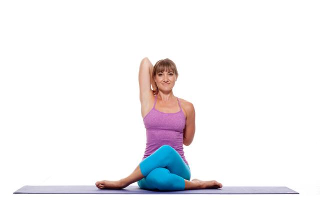Йога для расслабления снятия усталости и стресса