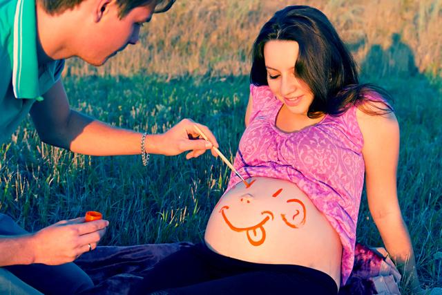 Арт-терапия для беременных: упражнения, занятия