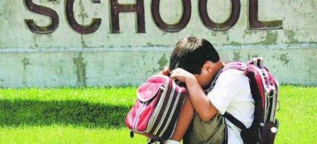 Боязнь школы (ходить в школу): Дидаскалейнофобия, памятка, как преодолеть страх
