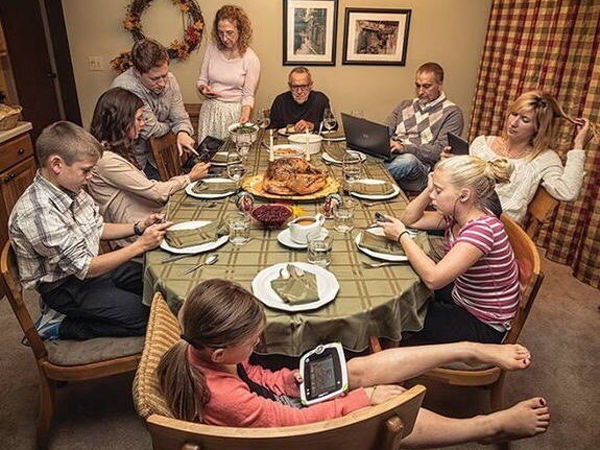 Телефонная зависимость у подростков (детей)