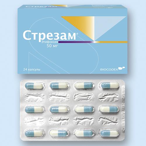Таблетки от страха и волнения, препараты при фобиях от навязчивых мыслей